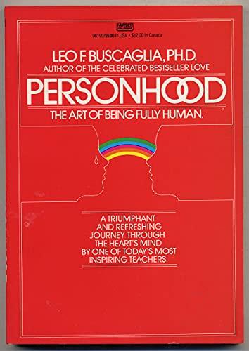 9780449900000: Personhood