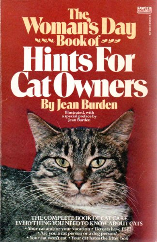9780449900338: The Woman's day book of hints for cat owners
