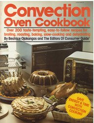 9780449900420: Convection Oven Cookbook