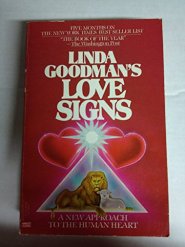 9780449900437: Love Signs: A New Approach to the Human Heart