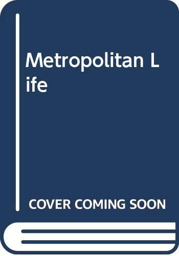 9780449900635: Metropolitan Life