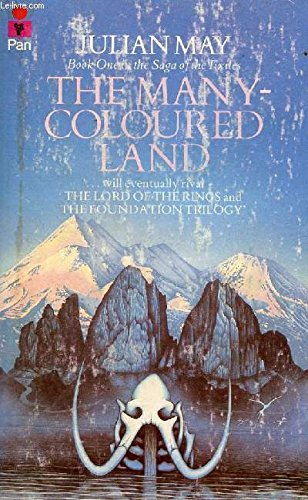 9780449900710: The Many-Colored Land (The Saga of Pliocene Exile)