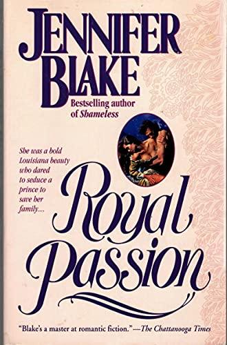 9780449901014: Royal Passion