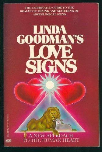 9780449901854: Linda Goodman's Love Signs