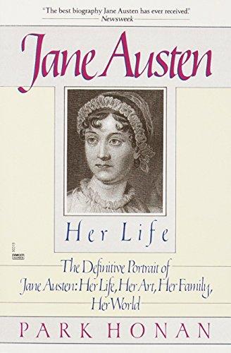 9780449903193: Jane Austen: Her Life