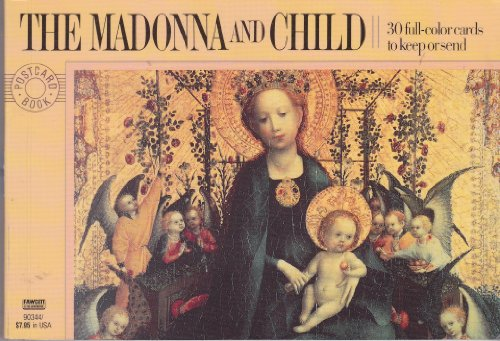 9780449903445: Postcard Books: The Madonna and Child