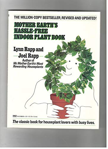 9780449904282: Mother Earth's Hassle-Free Indoor Plant Book