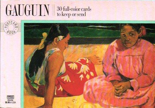 9780449904398: Postcard Books: Gauguin