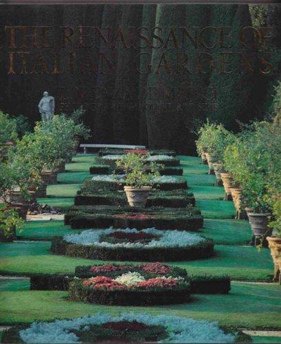 The Renaissance of Italian Gardens: De'Medici, Lorenza