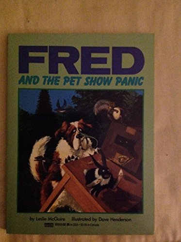 Fred and the Pet Show Panic: Leslie McGuire