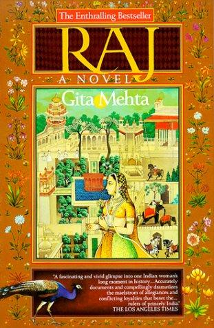 9780449905661: Raj: A Novel