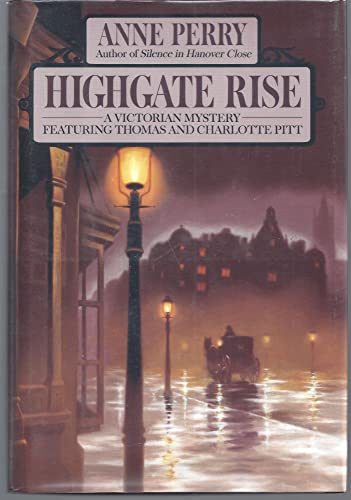 Highgate Rise **Signed**: Perry, Anne