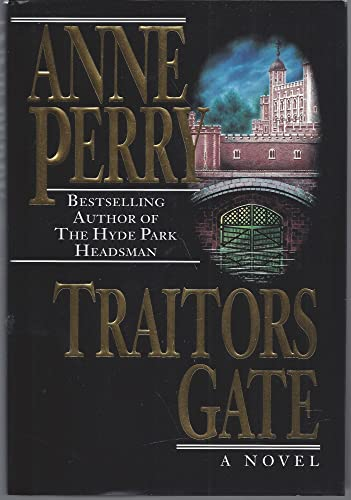 TRAITORS GATE (SIGNED): Perry, Anne