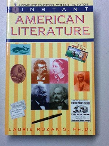 9780449907009: Instant American Literature