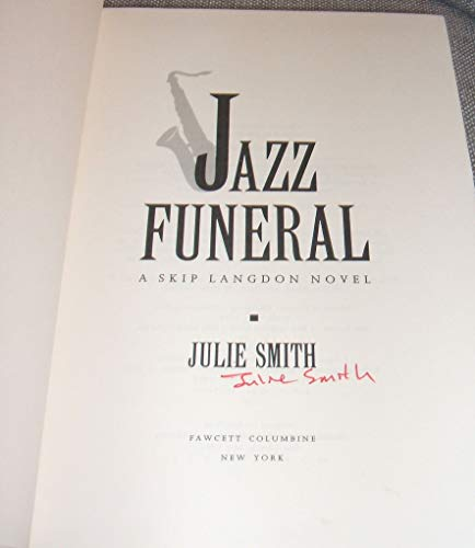 Jazz Funeral: Smith, Julie