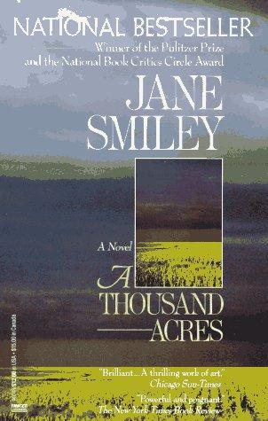 9780449907481: A Thousand Acres (Ballantine Reader's Circle)
