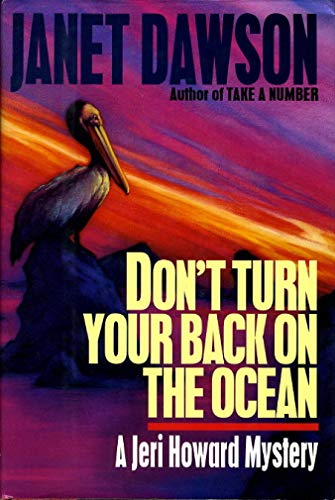 9780449907665: Don't Turn Your Back on the Ocean