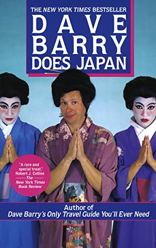 9780449908105: Dave Barry Does Japan