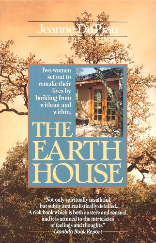 The Earth House: DuPrau, Jeanne