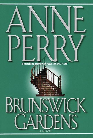 Brunswick Gardens (BEAUTIFUL UNREAD, SIGNED HARDCOVER COPY)--REVIEW COPY