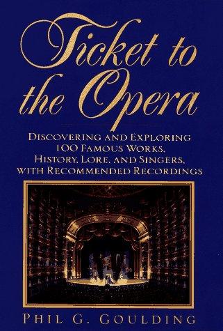9780449909003: Ticket to the Opera