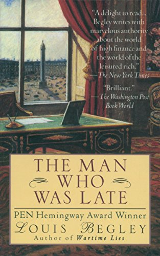 9780449909119: Man Who Was Late
