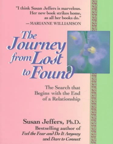 9780449909256: Journey from Lost to Found