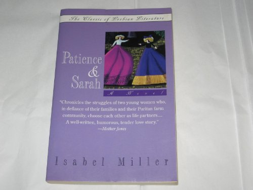 9780449909300: Patience & Sarah