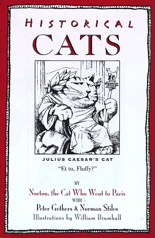 9780449910825: Historical Cats