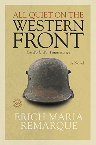 9780449911495: All Quiet on the Western Front: A Novel