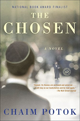 9780449911549: The Chosen (Ballantine Reader's Circle)