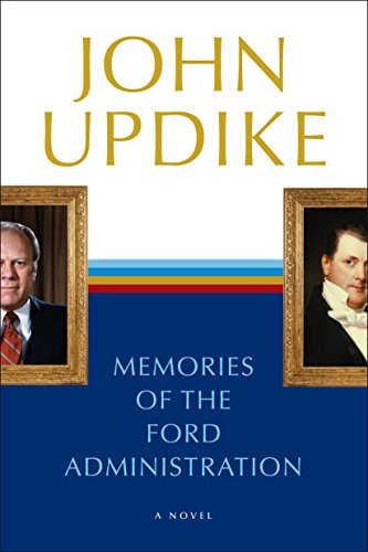 9780449912119: Memories of the Ford Administration