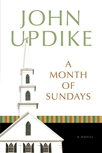 9780449912201: A Month of Sundays: A Novel