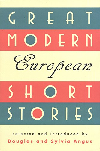 9780449912225: Great Modern European Short Stories