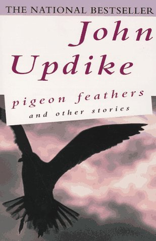 imagery and description in the short story a p by john updike