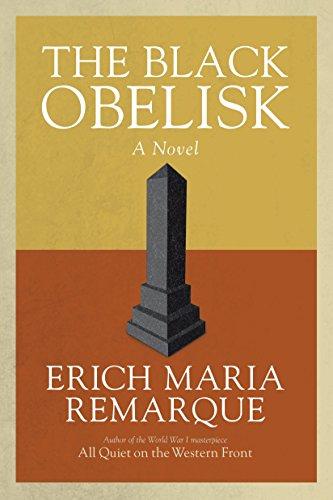 9780449912447: The Black Obelisk: A Novel