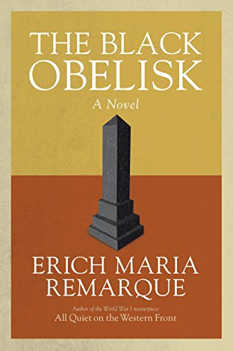 9780449912447: The Black Obelisk: A Novel