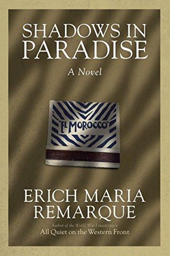 9780449912485: Shadows in Paradise: A Novel