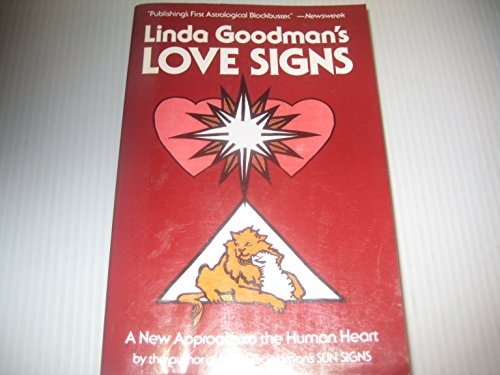 9780449980095: Linda Goodman's Love Signs