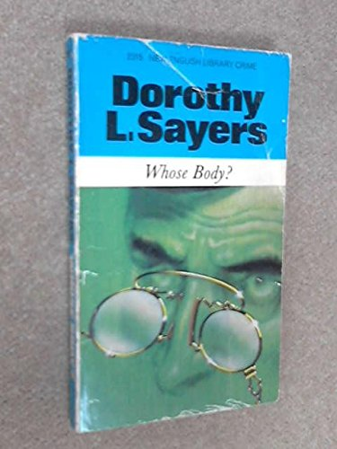 Whose Body? (0450001830) by Dorothy L. Sayers