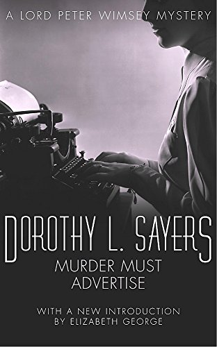 9780450002427: Murder Must Advertise: A Lord Peter Wimsey Mystery