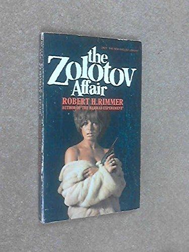 9780450003165: The Zolotov Affair