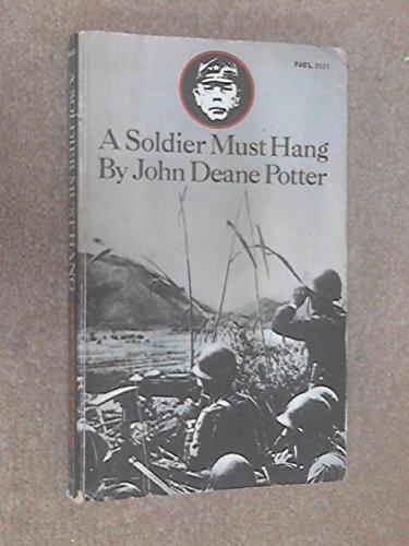 9780450003684: Soldier Must Hang