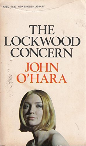 The Lockwood concern (9780450005091) by O'Hara, John