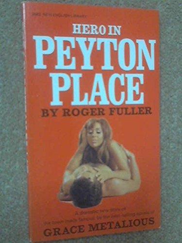 9780450005220: Hero in Peyton Place