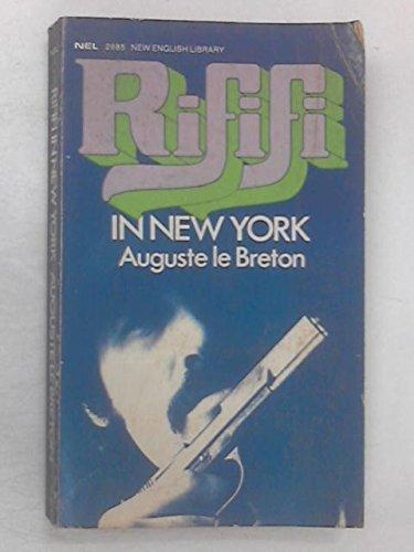 9780450005800: RIFIFI IN NEW YORK.