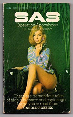 9780450006272: S. A. S. Operation Apocalypse