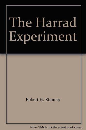 9780450009761: The Harrad Experiment