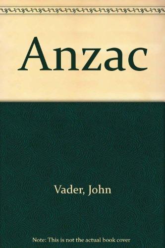 Anzac: John Vader