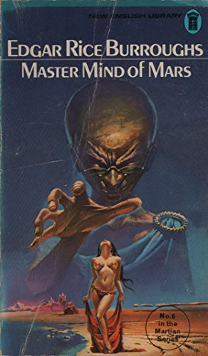 9780450011634: Master Mind of Mars - No. 6 in the Martian Series